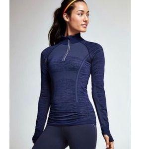 Athleta Skyline FastTrack Running Shirt Size Small